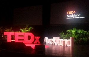TEDx Auckland 2012 Stage
